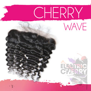 Cherry Wave Lace Frontal - Electric Cherry