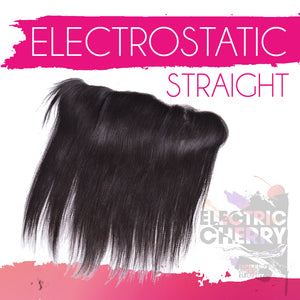 Electrostatic Straight Frontal - Electric Cherry