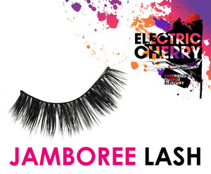 Jamboree Mink Lashes - Electric Cherry