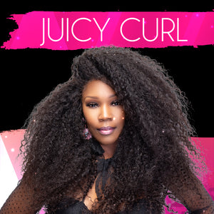Juicy Curl - Electric Cherry