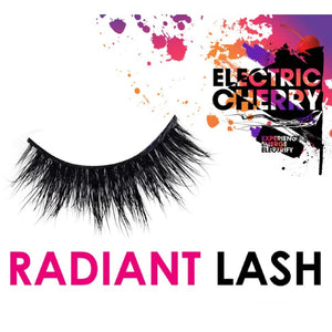 Radiant Mink Lashes - Electric Cherry