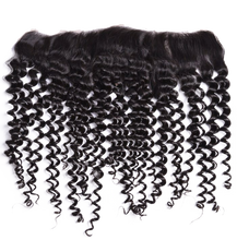 Frequency Curl Lace Frontal - Electric Cherry