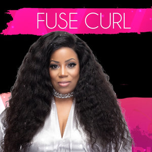 Fuse Curl - Electric Cherry