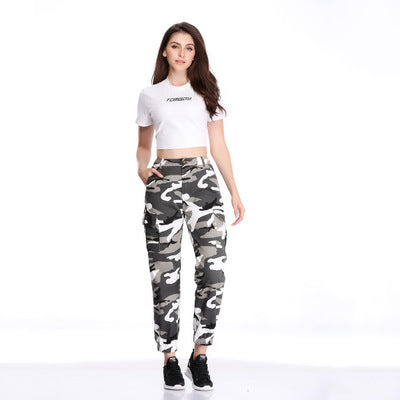 Casual Army Trousers