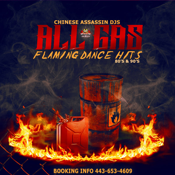 All Gas Flaming Dance Hits (Must Have)