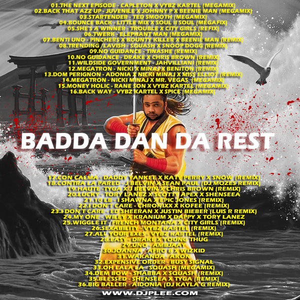 Badda Dan Da Rest (VERY HOT!!)