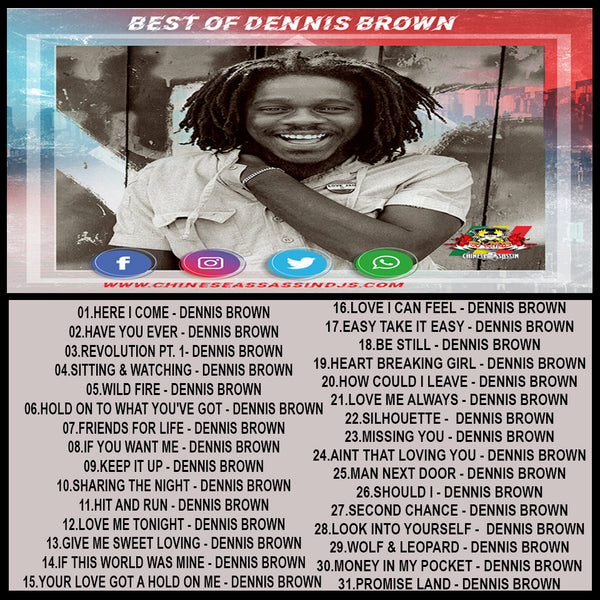 Best Of Dennis Brown