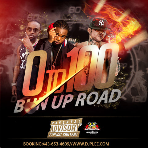 Bun Up Road (Fire!!)