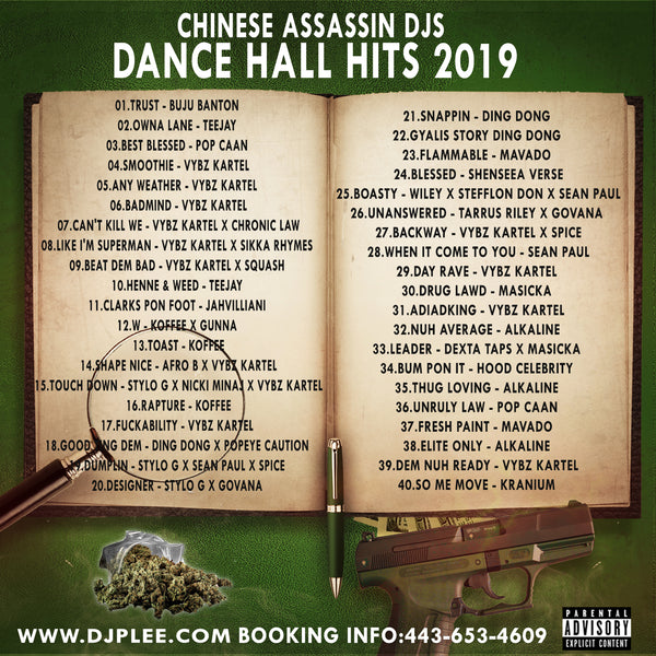 Dance Hall Hits 2019 (Wicked)