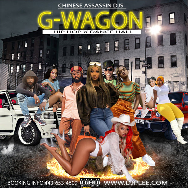G Wagon Mix (SIK)