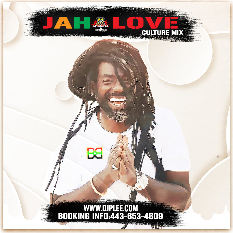 Jah Love  (Must Have)
