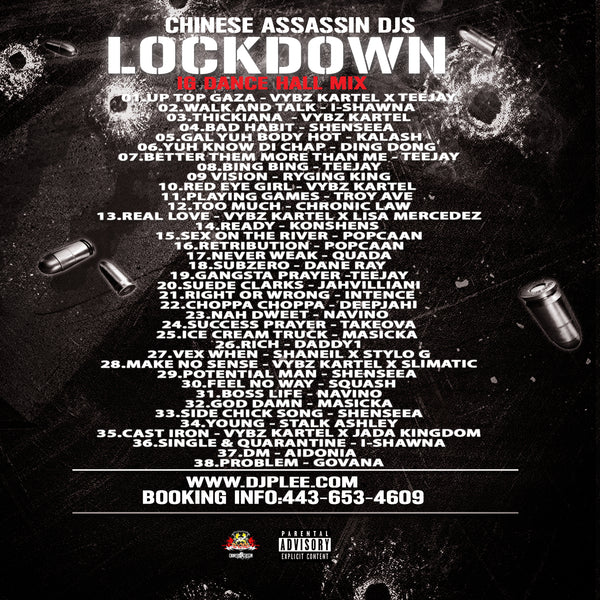 Lockdown Mix (FYAH)