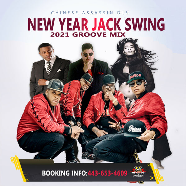 New Year Jack Swing (A MUST HAVE)