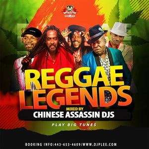Reggae Legends (A Must Have)