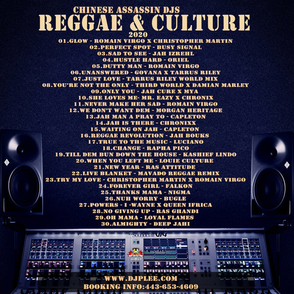 Reggae And Culture (Must Have)