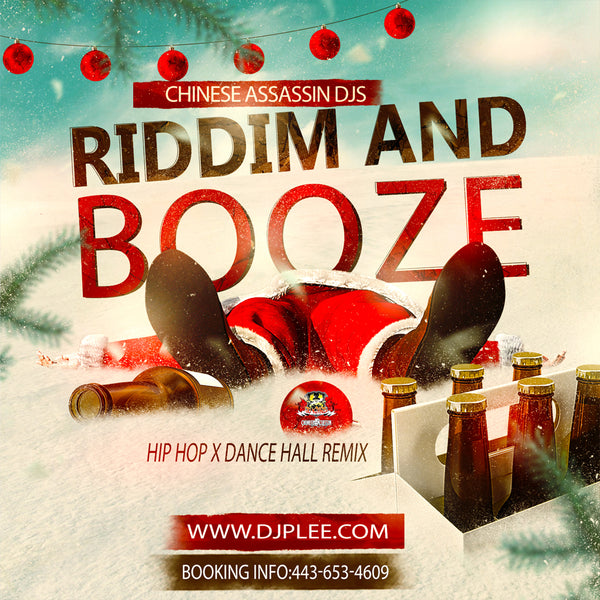 Riddim And Booze (Wicked)