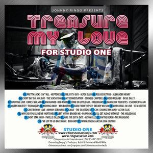 Treasure My Love For Studio One