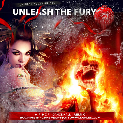 Unleash The Fury (Wicked)