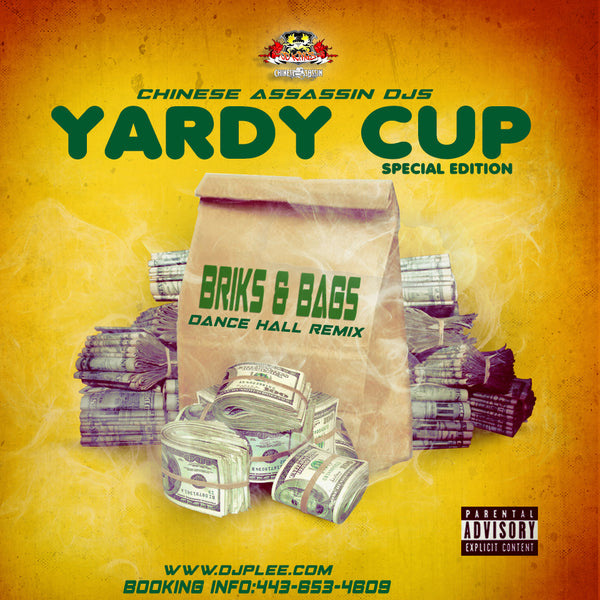Yardy Cup Briks & Bags (Very Hot)