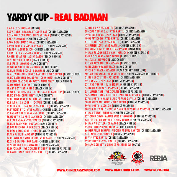 Yardy Cup Real Bad Man PT.1