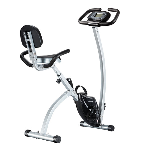 Folding Exrcise Stationary Bike(FREE SHIPPING) - FEIERDUN