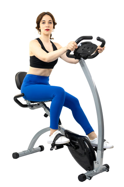 Copy of Folding Exrcise Stationary Bike(FREE SHIPPING) - FEIERDUN