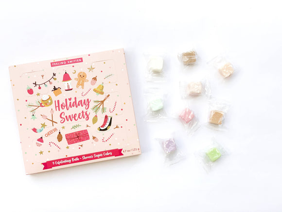 Holiday Sweets Bath Advent Calendar