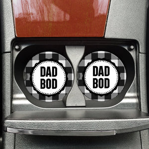 Dad Bod - Coasters on the Go - Hustle & Hunee