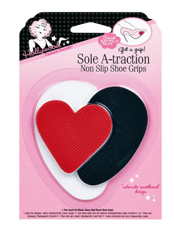 Hollywood Secrets Sole A-traction Non Slip Shoe Grips