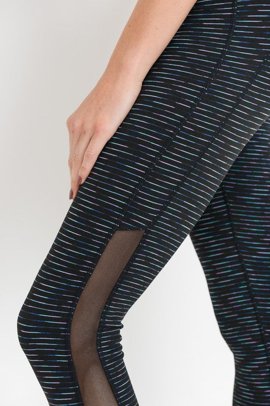 Grind it Out Leggings - Athletic Wear
