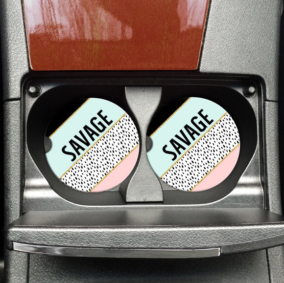 Savage - Coasters on the Go
