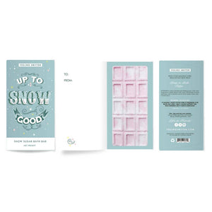 Up to Snow Good Rainbow Bath Bar - Hustle & Hunee