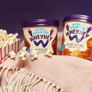 Get £2 off Wheyhey ice cream with Shopmium! 🎉