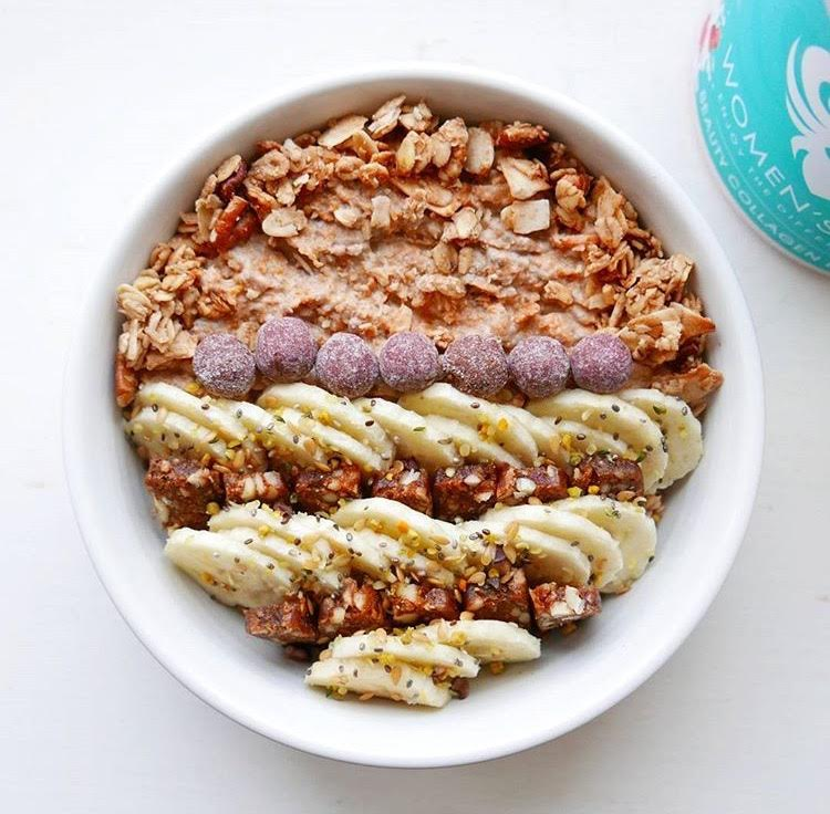 Sweet Tata Smoothie Bowl!