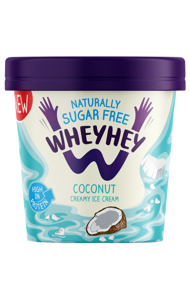 Coconut Ice Cream 500ml