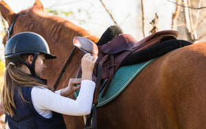 What to Expect at Your First Riding Lesson