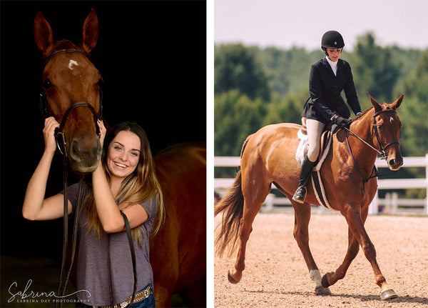 Foothills farm Rider Profile - Isabelle Gauthier