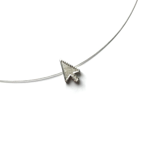 Cursor Necklace