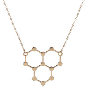 Water Molecule Necklace