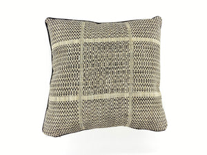 Custom Square Shapes Contrast Welt Pillow