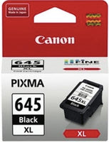 Canon Genuine PG-645XL Black High Yield - 400 pages