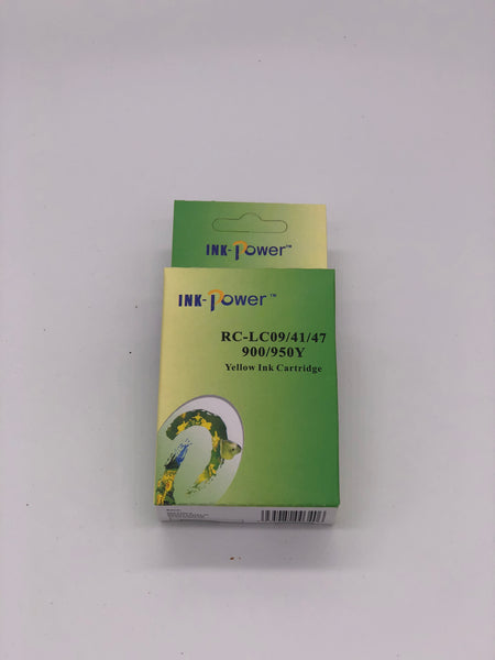 Compatible Brother RC-LC41/47XLY High Yield Inkjet Cartridge - 500 pages