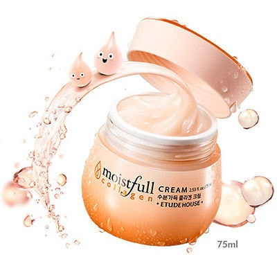 Etude House - Moistfull Collagen Deep Cream