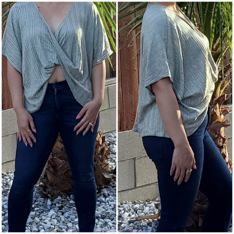 The Sage Top - Luxor Boutique