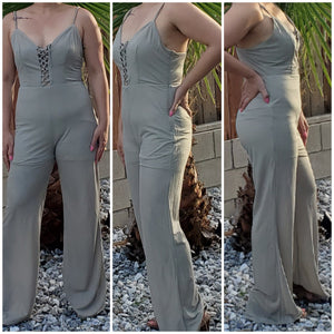 Tied up jumpsuit - Luxor Boutique