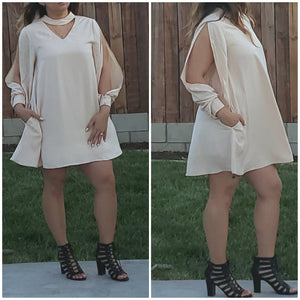 Keyhole dress - Luxor Boutique