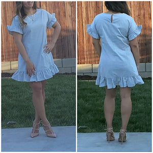 Secret Romance Dress - Luxor Boutique