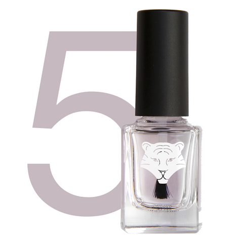 5 vernis base top coat bio source