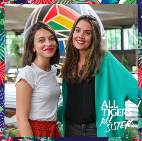 ALL TIGERS ALL SISTERS Les petits prodiges