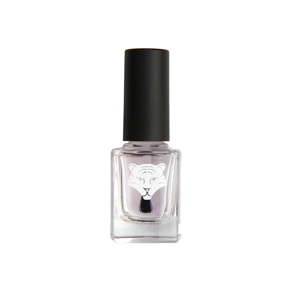 Natural & vegan nail lacquer 2-in-1 BASE + TOP COAT 190 'PUNCH THE AIR'